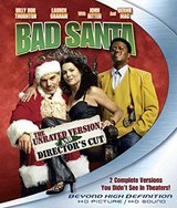 Bad Santa (Unrated Director's Cut) [Blu-ray] in Clarksville, Tennessee