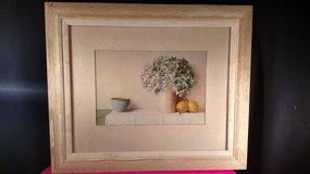 Framed Flower Art Work in Fort Campbell, Kentucky