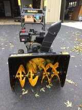 "MTD Yard Machines Prosumer Two-Stage (26"") 8-HP Snow Blower in Lockport, Illinois"
