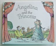 American Girl Angelina and the Princess Girls Hard Cover Book in Chicago, Illinois