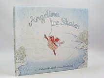 American Girl Angelina Ice Skates Girls Hard Cover Book in Morris, Illinois