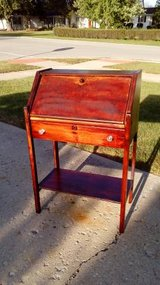 Old Handmade Secretary/Desk in New Lenox, Illinois