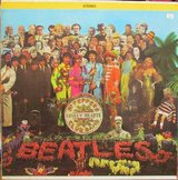 Sgt. Pepper's Lonely Hearts Club Band 67'vinyl in Bartlett, Illinois