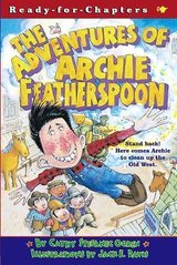The Adventures of Archie Featherspoon CXhildren's Hard Cover Book Age 6 - 8 * Grade 1st - 3rd in Joliet, Illinois