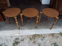 End Tables*Stackable*Wood**Lower Price in Fort Leonard Wood, Missouri
