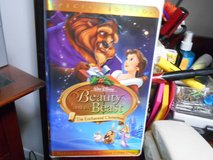 "Walt Disney VHS  ""BEAUTY and the BEAST- The Enchanted Christmas Movie!       SPECIAL EDITIO... in Bellaire, Texas"