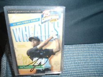 1998 Wheaties Mini Box 75 Years of Champions   Tiger Woods     24 Karat Gold Replica Signature in Bellaire, Texas
