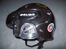 bauer ice hockey helmet in Glendale Heights, Illinois