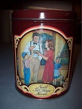 nestle toll house morsel vintage canister tin 50 years of memories 1939-1989 in Glendale Heights, Illinois