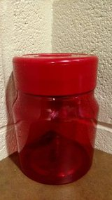 Red Money Jar with Digital Coin Counter (T=25) in Fort Campbell, Kentucky
