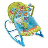 Fisher-Price® Elephant Friends Infant-to-Toddler Rocker in Elgin, Illinois