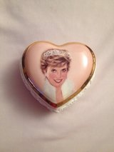 Ardleigh Elliott Princess Diana Queen Of Our Hearts Premier Issue Music Box in Houston, Texas