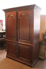 Cherry Solid Wood Armoire in Montezuma, Georgia