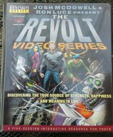 BEYOND BELIEF The Revolt Video Series by Josh McDowell & Ron Luce (DVD + VHS) in Morris, Illinois