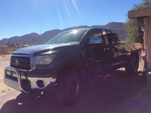 2010 Toyota Tundra SR5 TRD off road 4x4 91000 miles leveling kit in 29 Palms, California
