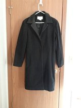 Womans Knee Length Wool Coat Size 16 in Naperville, Illinois