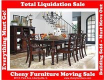 Ashley Porter D697 5 pc Dining Set (Dining Room) in Great Lakes, Illinois