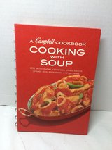 Vintage 1970s A Campbell Cookbook Cooking With Soup 1st Spiral Hardcover in Morris, Illinois
