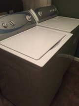 Crosley Washer & Dryer For Sale! Washer barely 6 months old!! in Shreveport, Louisiana