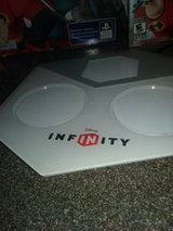 Disney Infinity Portal + Trading Cards in Lockport, Illinois