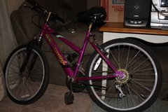 Bicycle in Fort Carson, Colorado
