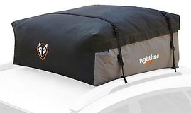 Rightline Gear 100S20 15 cu ft Car Top Carrier - NEW! in Naperville, Illinois