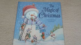 The Magic of Christmas Hard Cover Book in Morris, Illinois