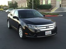 2010 Ford Fusion SE - automatic - new tires - very clean in Miramar, California