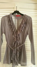 Elle sheer grey new sweater in Temecula, California