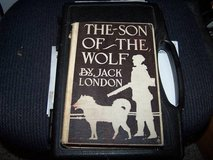 Jack London The Son Of The Wolf late first edition in Travis AFB, California