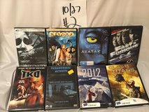 lot of 27 dvds, movies & tv,comedy, drama, mystery,lot# 10/27-2 ex-rentals great in Aurora, Illinois