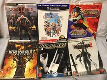 lot of 9 new strategy guides and 4 cheatcode books xbox,playstation,nintendo in Batavia, Illinois