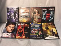 lot of 27 dvds, movies all blockbusters,lot# 11/8-1. ex-rentals great in Aurora, Illinois