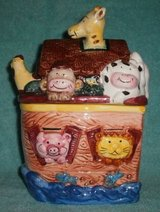 NOAH'S ARK - CERAMIC CONTAINER in Elgin, Illinois