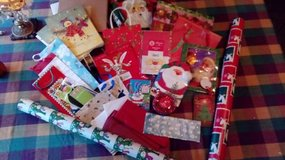 Lot Christmas Gift Bags et al in Lockport, Illinois