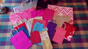 Lot  Of Gift Bags et al in Bolingbrook, Illinois