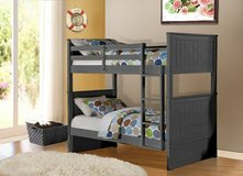 ***Kalani's Twin over Twin Bunk Bed Collections with Trundle*** in San Clemente, California