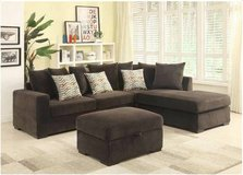 """*****""""Jenny's"""" Reversible Chocolate Sectional***** in San Clemente, California"""