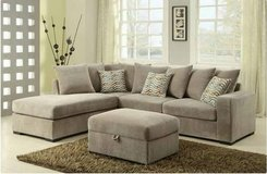"""*****""""Jenny's"""" Reversible Taupe Sectional***** in San Clemente, California"""