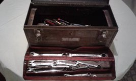 Metal Tool Box and Tools in MacDill AFB, FL