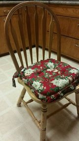 A beautiful Windsor design solid wood side chair in Temecula, California