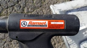 Ramset MasterShot 0.22 Caliber Powder Actuated Tool in Fairfield, California