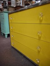MCM Yellow Dresser in Bartlett, Illinois