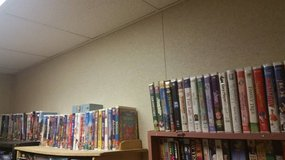 Disney VHS Collection 100 movies in DeKalb, Illinois