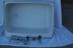 "RV TUB - 24"" x 32"" - Includes Faucet in Beaufort, South Carolina"