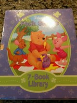disney pooh stories 7 book library from 100 acre wood in Aurora, Illinois