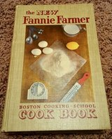 Vintage 1951 The New Fannie Farmer Boston Cooking School Cook Book in Plainfield, Illinois