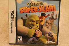 Shrek SuperSlam (Nintendo DS, 2005) in Joliet, Illinois