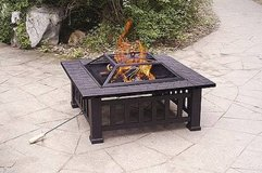 """Axxonn 32"""" Alhambra Fire Pit with Cover NEW in Naperville, Illinois"""