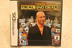 Deal or No Deal (Nintendo DS, 2007) in Bolingbrook, Illinois